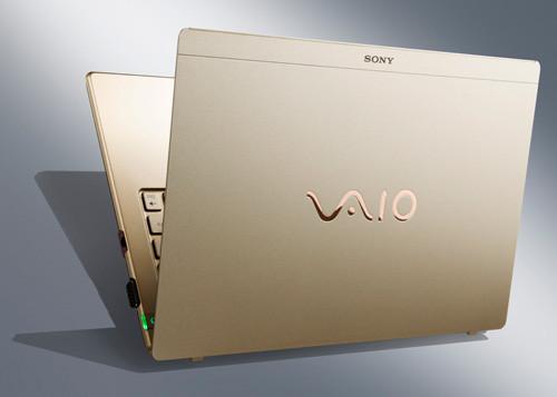 sony vaio x ноутбук нетбук atom