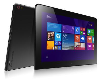Lenovo представляет новый планшет корпоративного класса ThinkPad 10