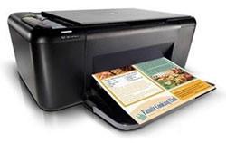 струйный принтер HP Deskjet F4583