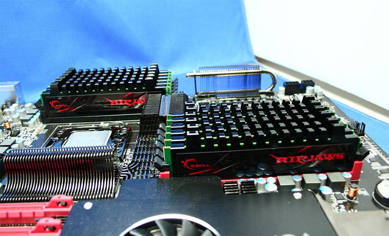 Набор памяти G.Skill Ripjaws DDR3-1900 МГц 48 ГБ