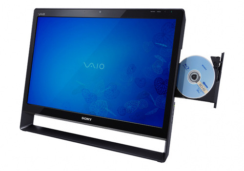 Sony пк all-in-one VAIO L сенсорный экран Windows 7 multi-touch