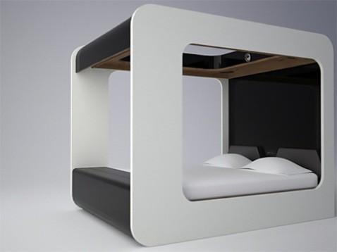 Hi-Can - кровать будущего