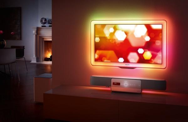 Philips телевизор aurea 3 40PFL9904H