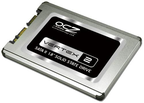 OCZ создает быстрые 1,8-дюймовые SSD для мобильных устройств