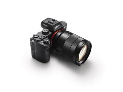 Sony представляет камеру A7 II