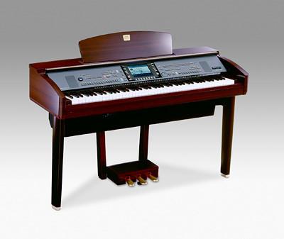 Yamaha CVP- электронное фортепиано