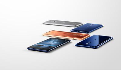 Представлен самый мощный смартфон Nokia