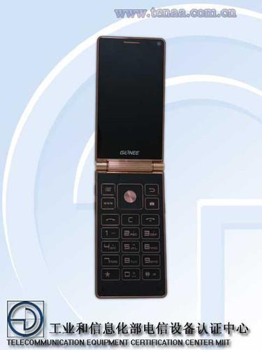 Gionee W900 – мощная раскладушка с двумя Full HD – дисплеями