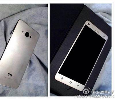 Xiaomi Mi 4 на новых иллюстрациях