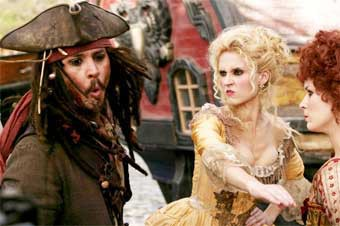 Пираты Карибского моря-3