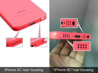 Первое фото смартфона iPhone 6C