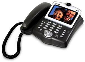 D-Link представил видеофон i2eye DVC-2000