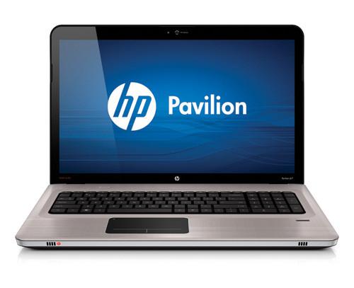 HP выпускает первые ноутбуки Pavilion на AMD Phenom II