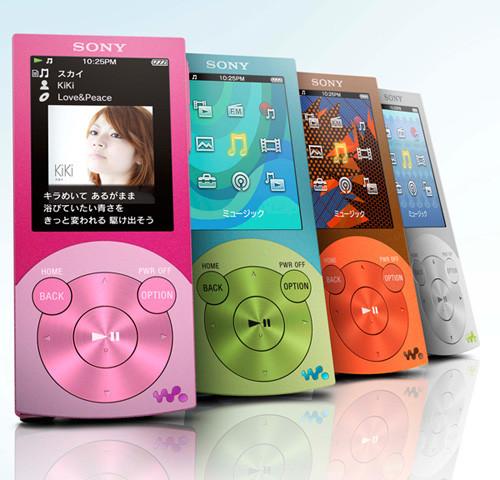 Sony Walkman мини медиа плеер S740 S640