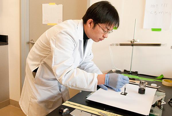 батареи из бумаги и чернил наноматериалы