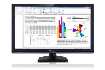 ViewSonic представляет дисплеи с интегрированным нулевым клиентом