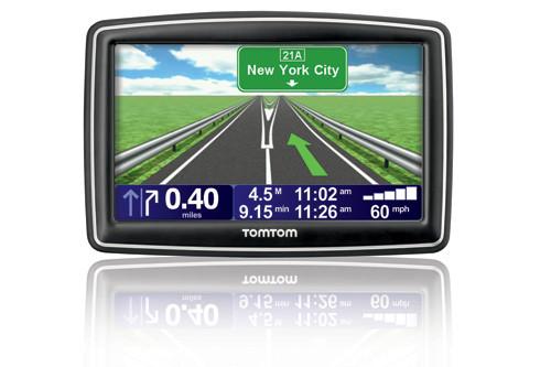 GPS навигатор TomTom XXL 540S