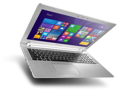 Lenovo представляет новые модели ноутбуков серии Z и ноутбук ideapad 100