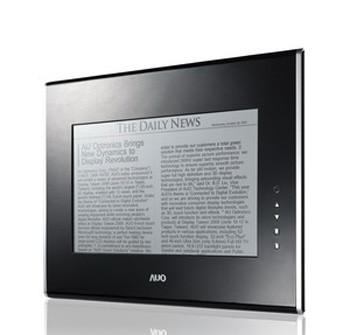 AU Optronics auo электронная бумага дисплей панель 20 дюймов