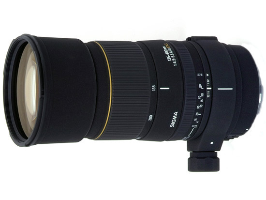 Sigma APO 135-400mm F4.5-5.6 DG