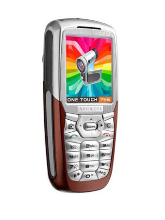 Alcatel выпускает на рынок модель One Touch 756
