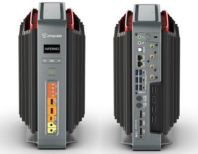 Compulab объявила сбор средств напроизводство безвентиляторногоПК Airtop2 Inferno
