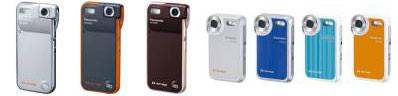 Panasonic D-Snap SV-AS30, SV-AS3