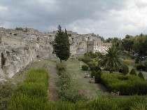 Роскошные сады украшали склоны Везувия до извержения