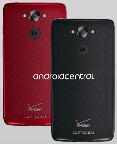 """Motorola Droid Turbo """"засветился"""" на официальных фото"""