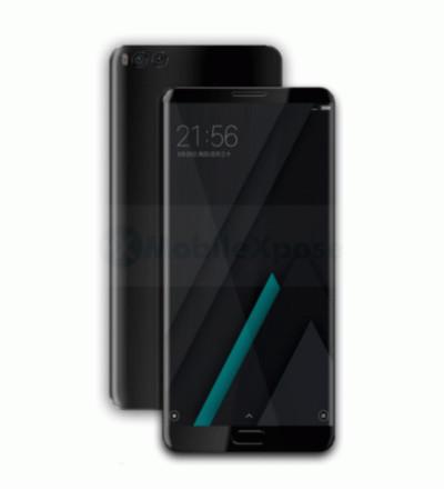 Стало известно, как будет выглядеть Xiaomi MiNote 3
