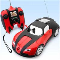 Радиоуправляемый автомобиль с камерой