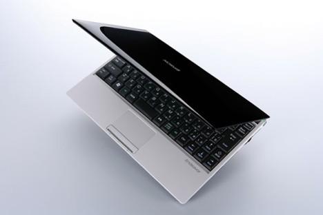 Нетбук Endeavor Na03 Mini от Epson с процессором Intel Atom N470