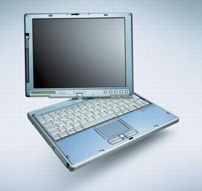 Lifebook T - ноутбук от Fujitsu Siemens Computers