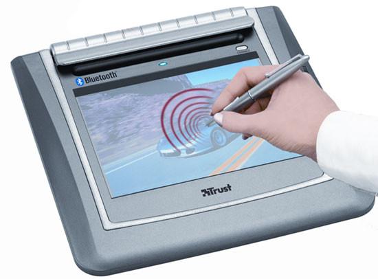 Графический планшет с Bluetooth-адапетром