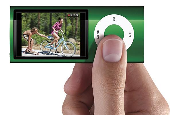 ipod nano с видеокамерой