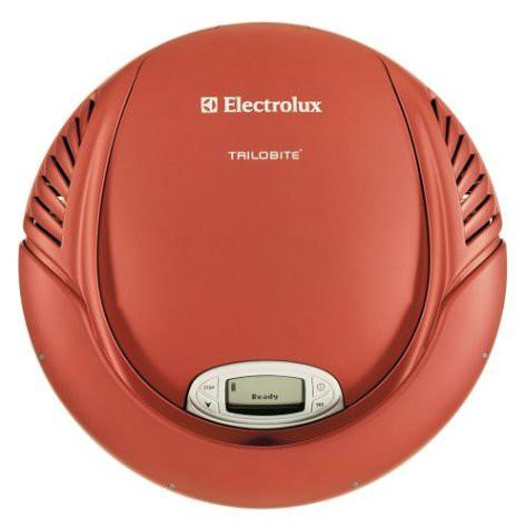 Новый пылесос Electrolux Trilobite 2.0