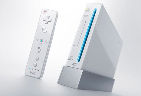 Приставка Wii от Nintendo