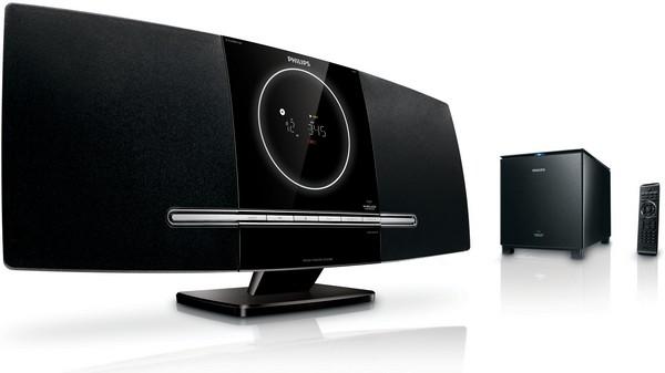Philips микро кинотеатр MCD388 DVD Dolby Virtual
