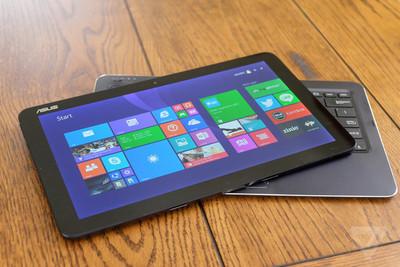 Стартовали продажи ноутбука-трансформера ASUS T300 Chi