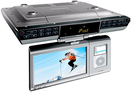 Модель Philips DCD778 Docking Entertainment System