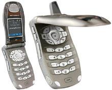Ferrari-стиль для телефона i833 от Motorola