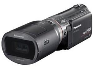 На сайте Panasonic появились данные о новом 3D-камкордере