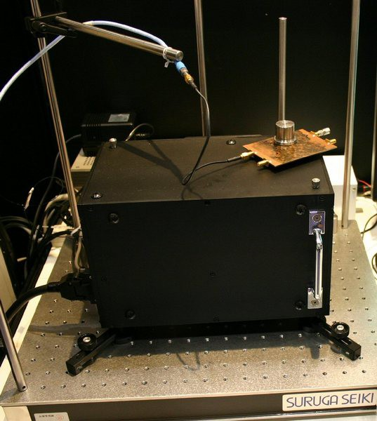 камера видео съемка радиоволн япония NICT