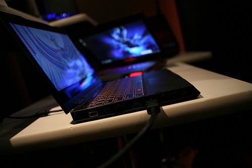 В Alienware M11x добавлены процессоры Core i3, i5 и i7