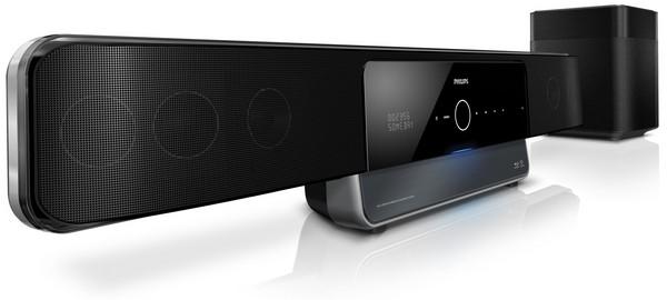 Philips Blu-ray домашний кинотеатр SoundBar HTS8160