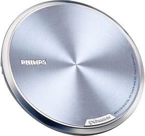 eXpanium 7361 - ультратонкий MP3/CD-плеер от Philips с Java-играми