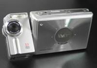 Vivatar DVR 390 - плеер и камера в одном