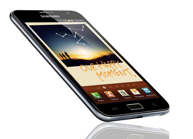 Samsung GALAXY Note с 5,3
