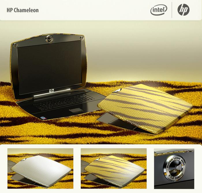 HP Chameleon