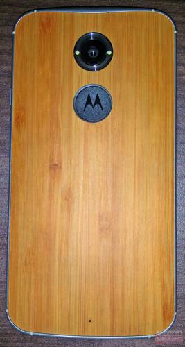 Смартфон Motorola Moto X+1 - фото финального прототипа